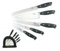 HandR Five Piece Kitchen Knife Set - HRI029