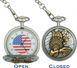 Infinity Liberty Pocket Watch - IW51