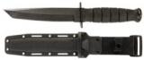 Ka-Bar Short Tanto Kydex Knife KA5054 Tanto Blade