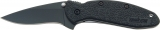 Kershaw Scallion Linerlock A/O Black - 1620B