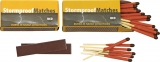 50 UCO Stormproof & Waterproof Matches ORMD LMF00017