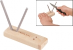 Lansky Turn-Box Crock Stick Sharpener - LS20