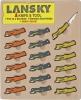 Lansky Mini Lockback Bowl 45 Pcs - LSKN040