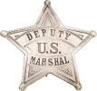 Cheap Law Enforcement Badge - M2014