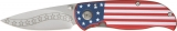 Tom Anderson Stars and Stripes Linerlock - M3643