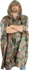 Cheap Camo Wet Weather Poncho - M3785