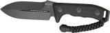 Microtech Crosshair Black - MCT1011BL