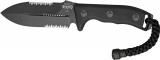 Microtech Crosshair Black - MCT1012BL