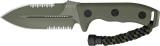 Microtech Crosshair Green - MCT1012GR