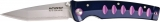 Mcusta Katana Knife MC-0043C Blue & Violet Aluminum