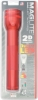 Maglite 2D Cell Flashlight Red - ML51009
