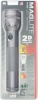 Maglite 2D Cell Flashlight Pewter - ML51010