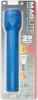 Maglite 2 D Cell Blue Flashlight ST2D115