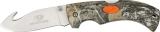 Mossy Oak Pro Hunter Lockback Guthook - MOK48208