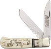 Marbles Scrimshaw Series Jumbo Trapper - MR260