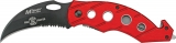 Mtech Firefighter Linerlock - MT402RD