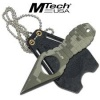 MTech Grenade Neck Knife - BRK-MT588DG