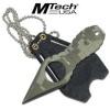 MTech Grenade Neck Knife - BRK-MT588DG
