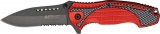 Mtech Linerlock Red - MT593RD