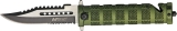 Mtech Rescue Linerlock Green - MT616GN