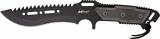MTech Combat Knife Black - MT621BK