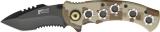 Mtech Bullet Hole Linerlock - MTX8048DM
