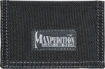 Maxpedition Micro Wallet Black - MX218B