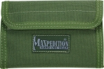 Maxpedition Spartan Wallet OD Green - MX229G