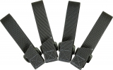 Maxpedition Foliage Green TacTie Straps 4-Pack