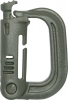 Maxpedition Grimloc Locking D-Ring - MXGRMLG