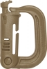 Maxpedition Grimloc Locking D-Ring - MXGRMLK