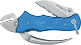 Myerchin Sailors Tool Linerlock Blue - MYP300BL