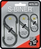 Nite Ize S-Biner Three Pack - N00982
