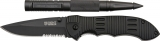 Night Armor Tactical Penlight/Knife Combo - NTA801CBO