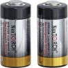NexTorch Rechargeable Battery Two Pack - NXNTR123A