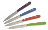 Opinel Paring Knife Four Piece Set - OP01381