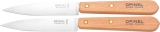 Opinel Two Piece Paring Knife Set - OP1222