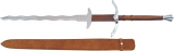 Pakistan Flamberge Sword - PA1097