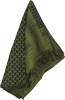 Pro Force Shemagh Olive/Black - 61030