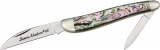Queen Cutlery Wharncliff Abalone - QN46AB