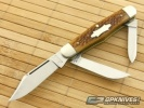 Queen Cutlery Woodmans Knife - BRK-QN3762