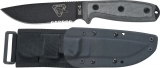 Esee Model 4 Part Serrated - RC4SMB