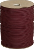 Marbles Parachute Cord Maroon 1000 ft - RG013S