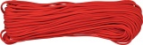 Marbles Parachute Cord Red 100 ft - RG1011H