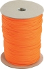 Atwood Rope MFG Parachute Cord Neon Orange - RG105S
