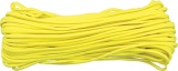 Atwood Rope MFG Parachute Cord Yellow 100 ft - RG108H
