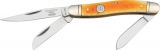 Rough Ryder Stockman Orange Bone - RR005