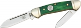 Rough Ryder Mini Canoe Green Bone - RR057