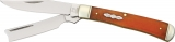 Rough Ryder Razor Trapper Orange Bone - RR073