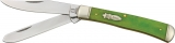 Rough Ryder Trapper Lime Green Series - RR1170
